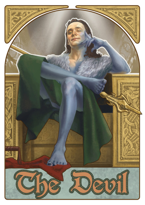 The amazing Julia Cross took pen to paper and turned the Avengers into a some seriously cool Major Arcana tarot cards. Whether you're using these cards for occult purposes** like a modern-day Etteilla or just enjoying their pleasing aesthetics as a fan, I think that everyone can appreciate the time and effort that went into creating them.