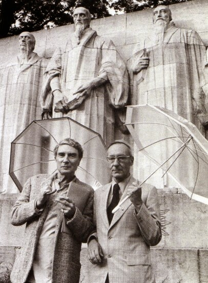 Arty Farty Friday Brian Gysin  William S Burroughs